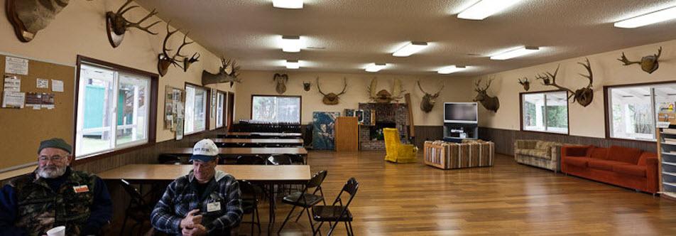 TCGC Clubhouse interior