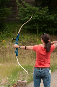 archery-womanbow